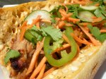 SMOKED PORK BAHN MI